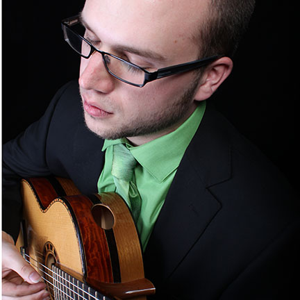 Classical Guitarist to Perform at BC
