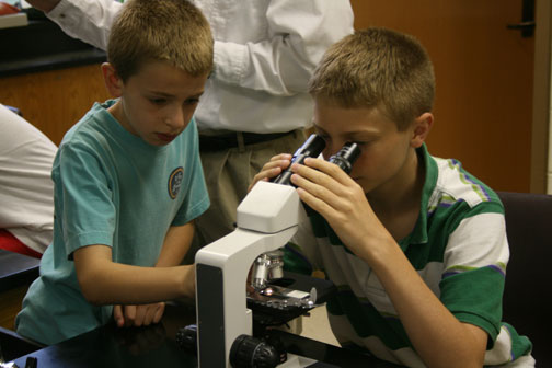 FACS Summer Biology Camp-A