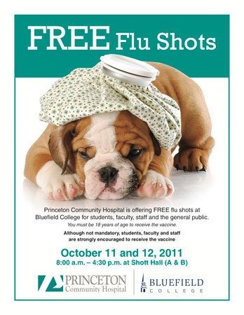 Flu Clinic 10-11