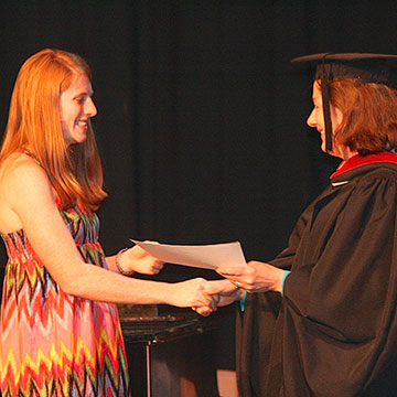 Students Honored for Academic Excellence