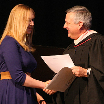 Students Earn Academic Awards