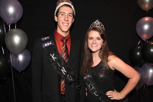 Homecoming '11 Court-A