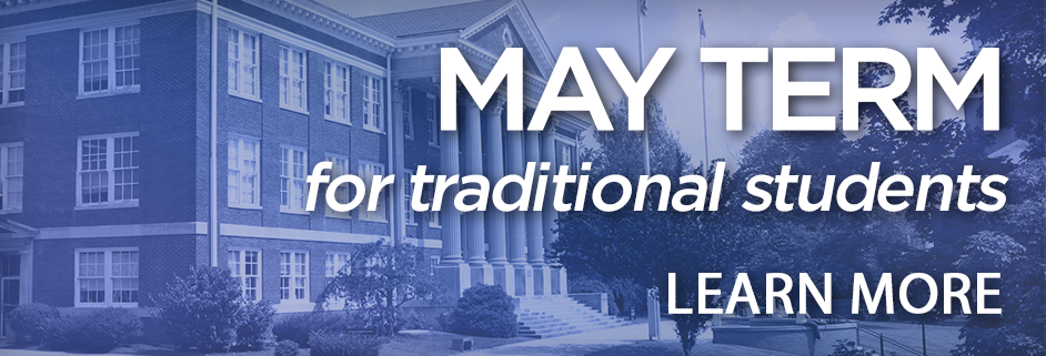 May Term Registration