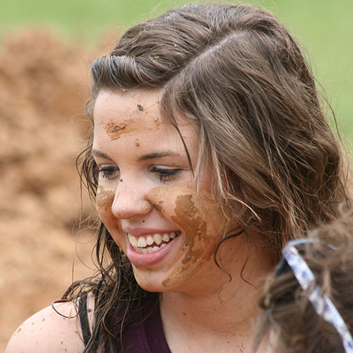 Students Celebrate 39th Mud Pig Day