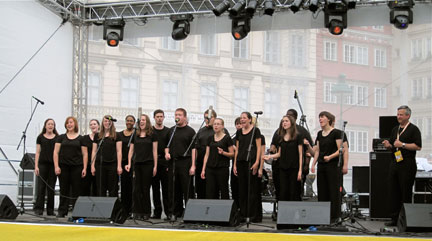 Mission Austria Music '10-B - Performance