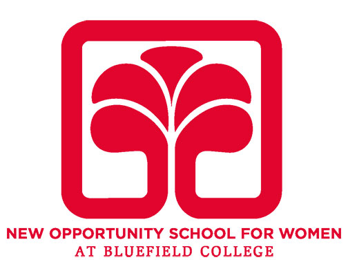 New Opportunity School for Women Logo-Red