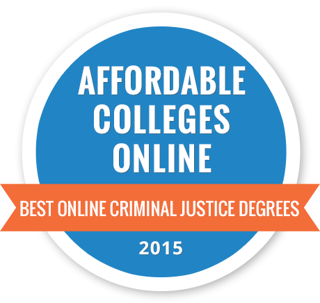 Online Criminal Justice Degree Ranked