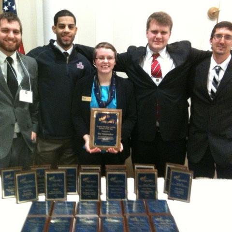 BC Business Students Win State PBL Title