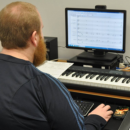 Music Students Get Performing Arts Lab