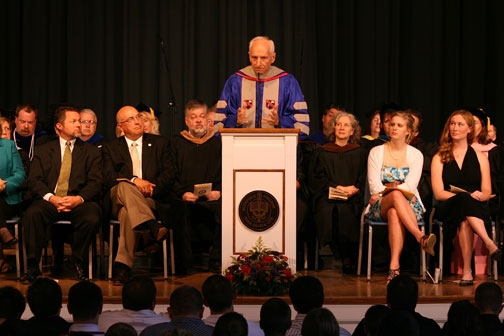 President's Convocation '11-A