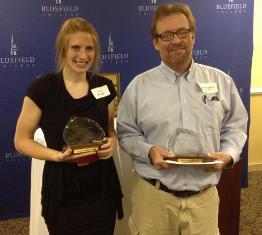 BC student & local journalist honored at Media Day