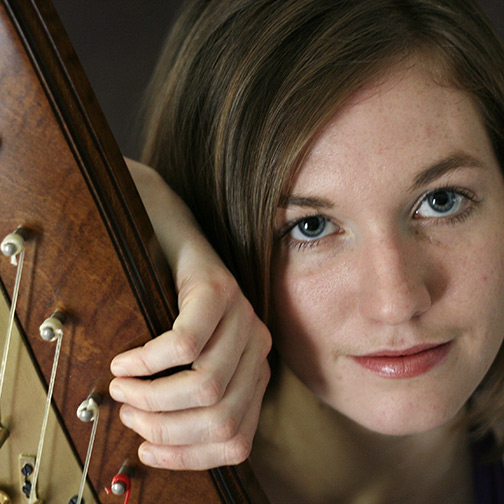 Thorburn to Bring Harp Solos to BC