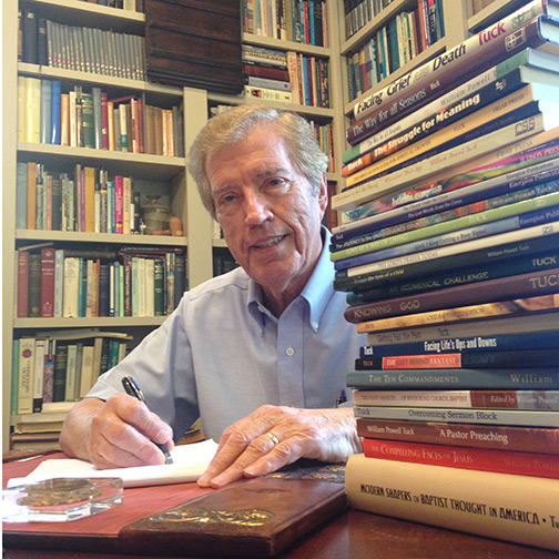 Alumnus Bill Tuck Publishes 27th Book