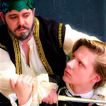 BC Youth Theatre to Present Caspian