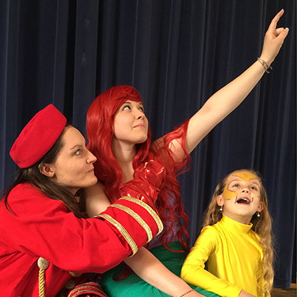 BC Youth Theatre to Present Mermaid