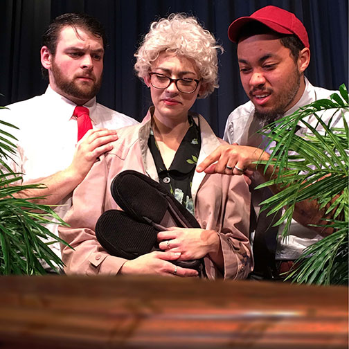 BC Theatre to Present Dearly Departed