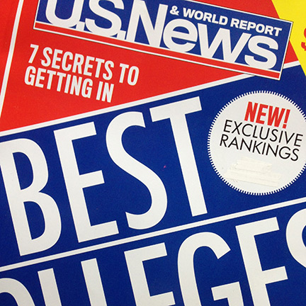 BC Ranked Among Top Colleges in South