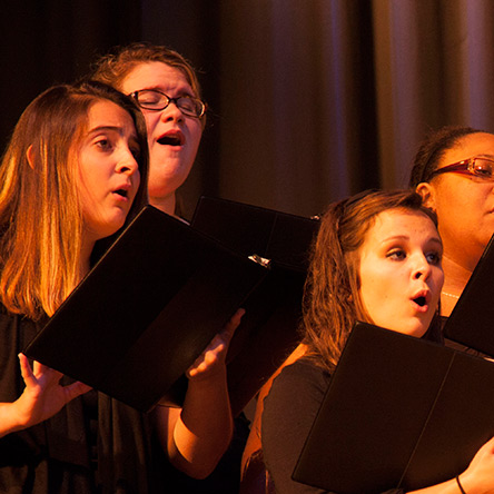 Three Groups in BC Spring Choral Concert